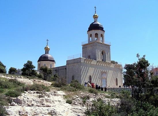 Монастырь Свято́й Тро́ицы в Хевроне. Фото Ирины Филипповой
