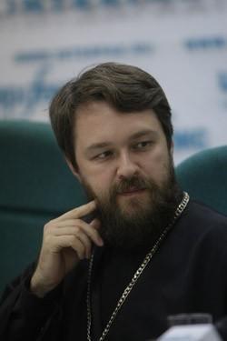 Митрополит Иларион (Алфеев), фото: Сергей Севастьянов