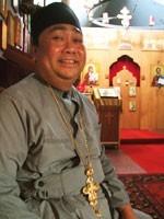 Архимандрит Даниил (Бомбанг Дви Бьяторо)