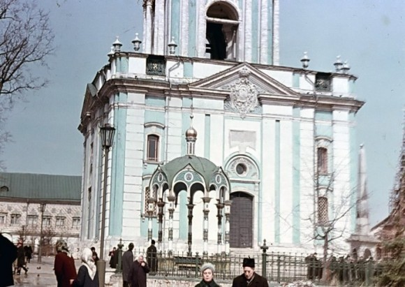 Троице-Сергиева лавра, 1970-е гг.