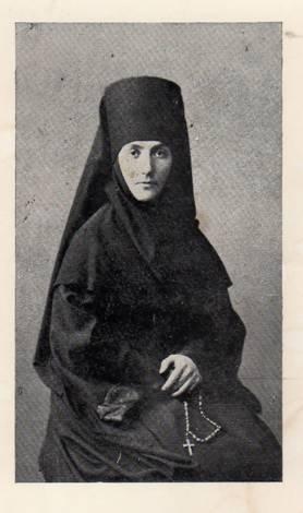 Игумения Екатерина (Ефимовская). 28.08. 1850 г. (?) – 17.10 (28.10)1925 г.