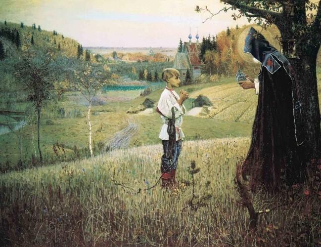 Картинки по запросу Детство сергия Радонежского
