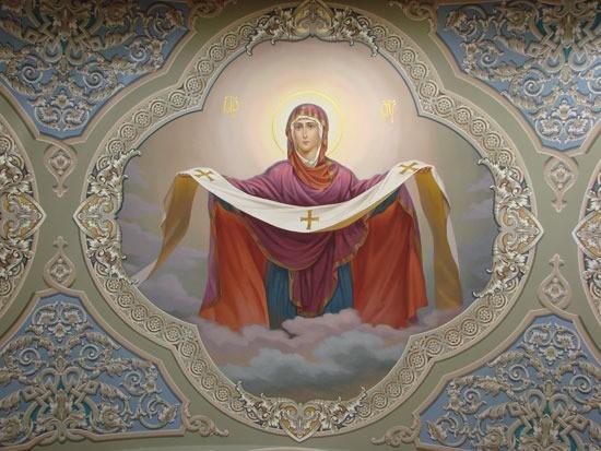 Покров Богородицы – праздник побежденных