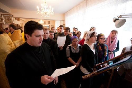 В Алматинской Духовной семинарии