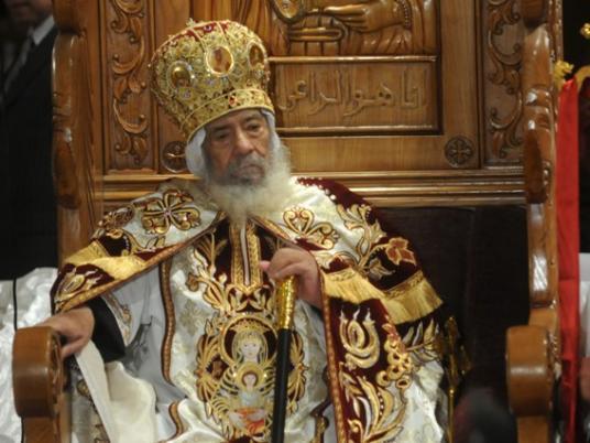 Папа Шенуда III