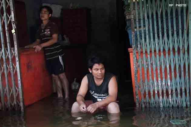 Наводнение в Таиланде (6)