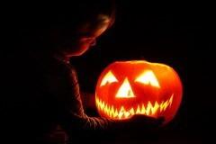 Хэллоуин: Голова или тыква?