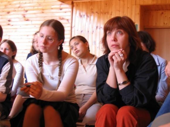 Выездная учеба. 2006 г.