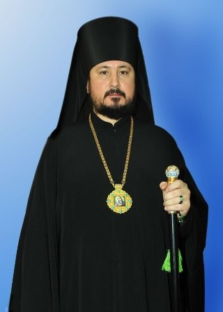Епископ Бурятский и Улан-Удэнский Савватий