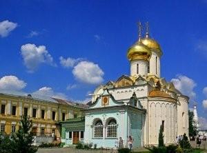 Серапионова палата Троице-Сергиевой Лавры