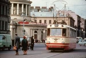 Ленинград. 60-е годы