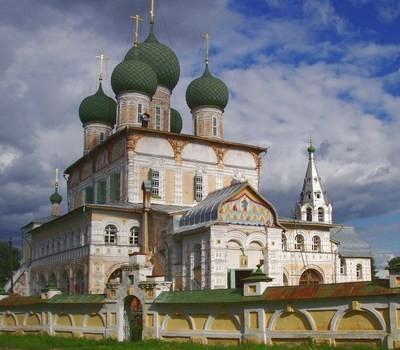 Воскресенский собор Тутаева.