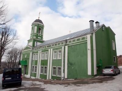 Смоленская семинария