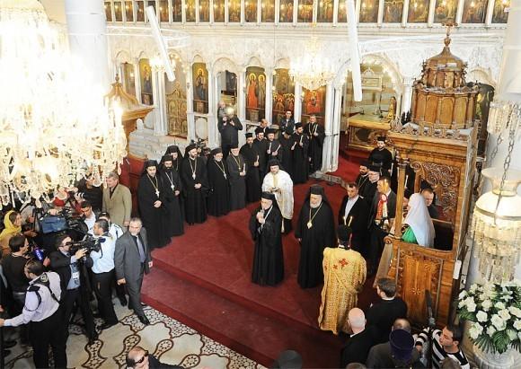 Патриарх Кирилл в Сирии (7)
