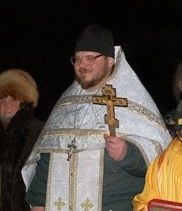 Священник Александр Кукин