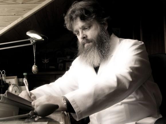 Профессор Григорий Григорьев