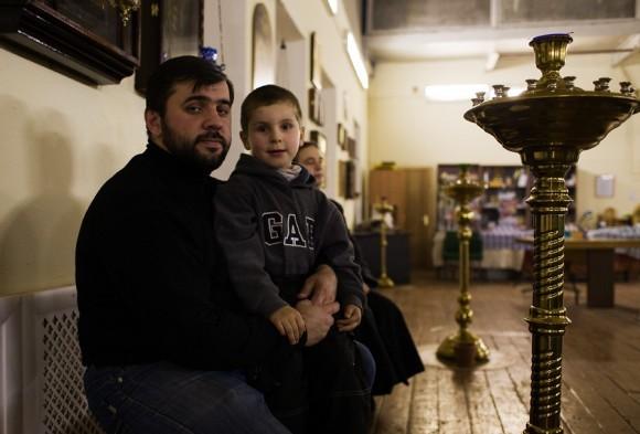священник Иоанн Танвеер в Москве. Фото Анатолия Данилова (9)