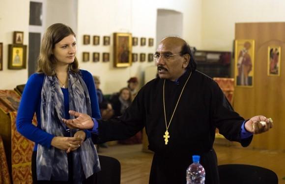 священник Иоанн Танвеер в Москве. Фото Анатолия Данилова (19)