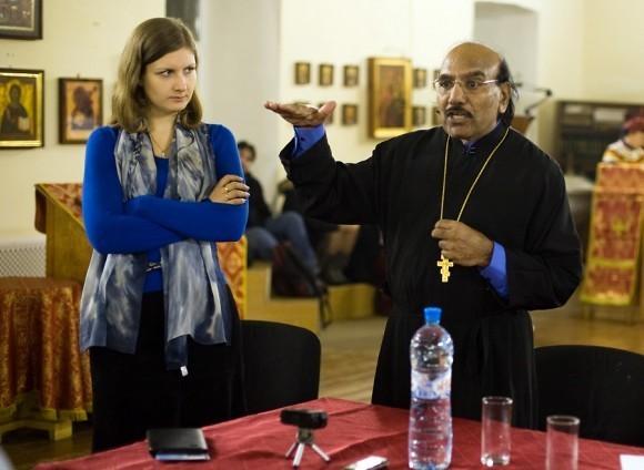 священник Иоанн Танвеер в Москве. Фото Анатолия Данилова (20)