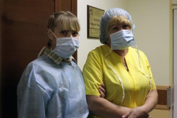 Елена Тюрина с мамой