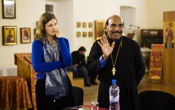 священник Иоанн Танвеер в Москве. Фото Анатолия Данилова (28)