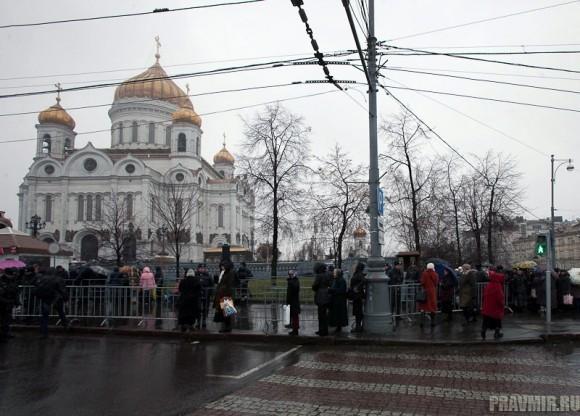 Пояс Пресвятой Богородицы в Москве. Фото Юлии Маковейчук (1)