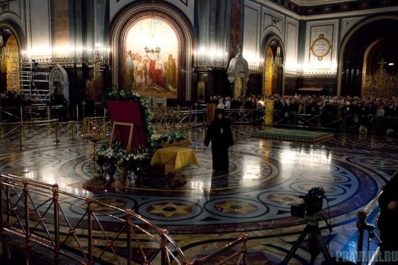 Пояс Пресвятой Богородицы в Москве. Фото Юлии Маковейчук (3)