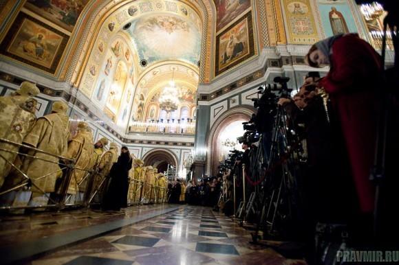 Пояс Пресвятой Богородицы в Москве. Фото Юлии Маковейчук (33)