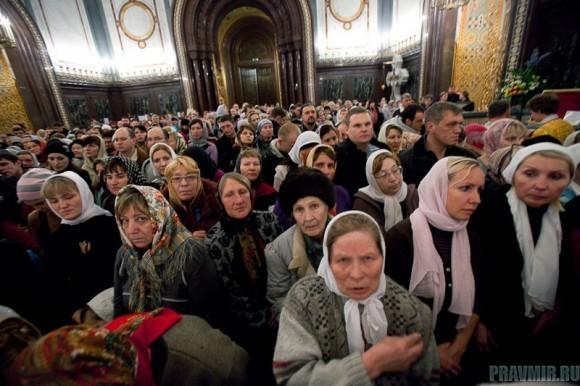 Пояс Пресвятой Богородицы в Москве. Фото Юлии Маковейчук (40)