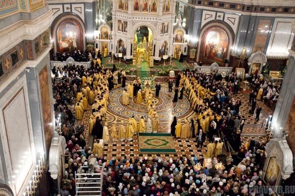 Пояс Пресвятой Богородицы в Москве. Фото Юлии Маковейчук (6)
