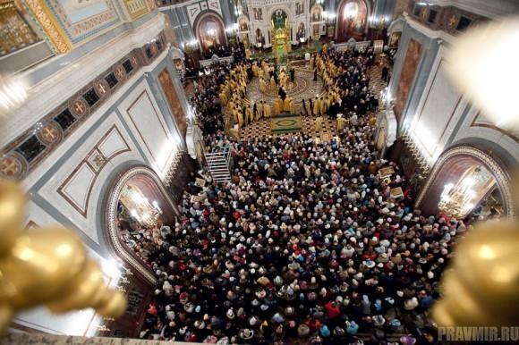 Пояс Пресвятой Богородицы в Москве. Фото Юлии Маковейчук (17)