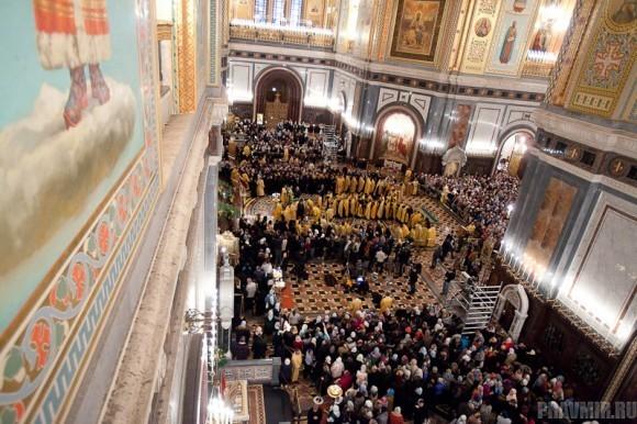 Пояс Пресвятой Богородицы в Москве. Фото Юлии Маковейчук (43)