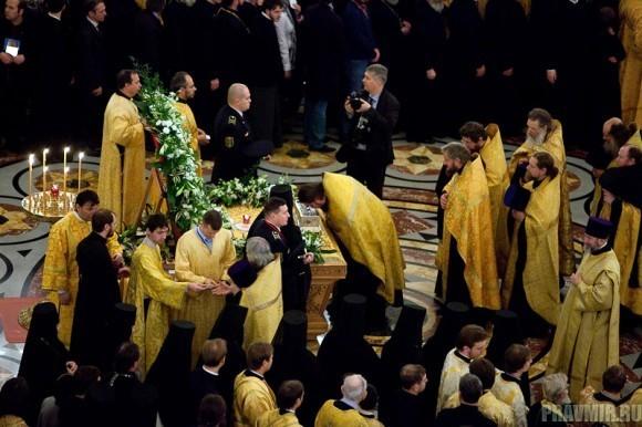 Пояс Пресвятой Богородицы в Москве. Фото Юлии Маковейчук (44)