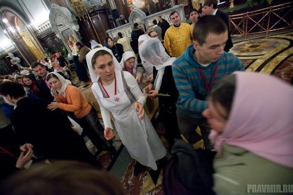 Пояс Пресвятой Богородицы в Москве. Фото Юлии Маковейчук (72)