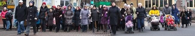 Не_другая Россия, или 3 дня в Очереди к Поясу
