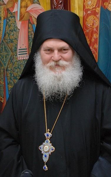 Архимандрит Ефрем, игумен Ватопедского монастыря на Афоне