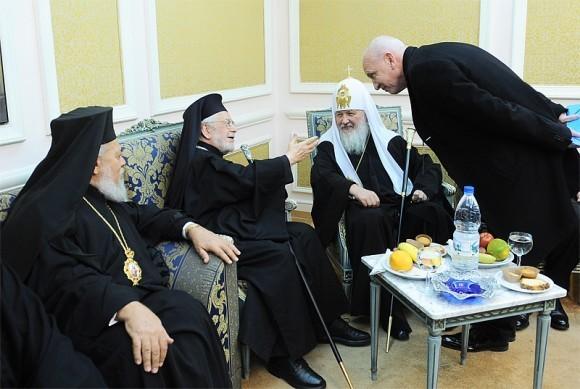 Патриарх Кирилл в Сирии (17)