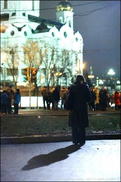 Очередь к Поясу Пресвятой Богородицы. Фото Михаила Моисеева (16)