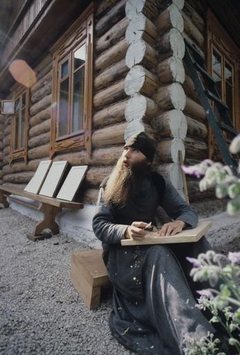 Иеромонах Зинон. 1988 год. фото: РИА Новости