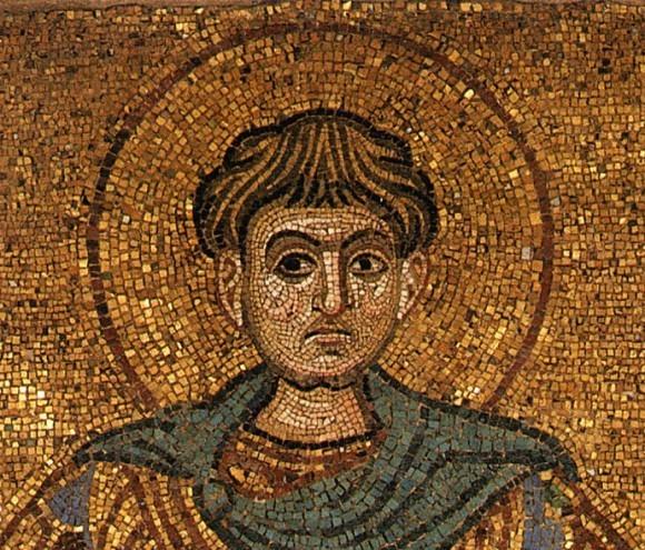 Св. Димитрий Солунский