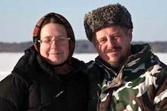 Роман Николаевич Гетманов и его большая семья