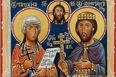 Энкаустика, век XXI. Иконы священника Андрея Давыдова (Фото)