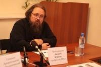 Протодиакон Андрей Кураев ответил на вопросы архангельских журналистов