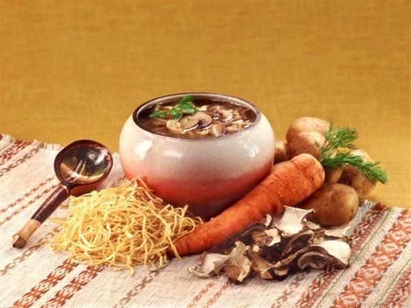 блюда для поста православного