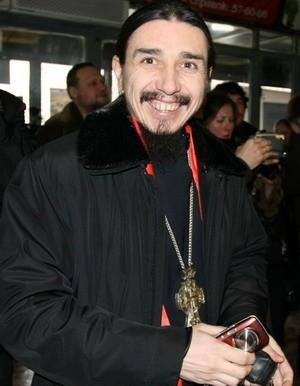 Священник Александр Овчаренко