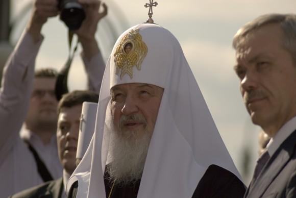 Патриарх Московский и всея Руси Кирилл. photosight.ru. Фото: РК