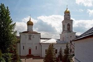 Церковь Рождества Богородицы в Старом Симонове
