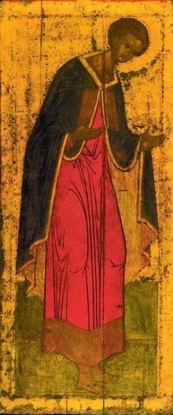 Дмитрий солунский молитва