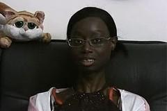 Русская Таня из Гвинеи-Бисау