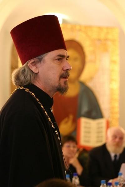 Протоиерей Владимир Виглянский